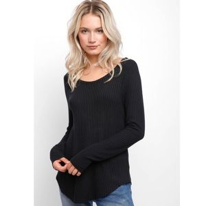 Chaser Medium Thermal Texture Long Sleeve Top